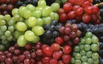 盘点不同颜色葡萄的不同功效