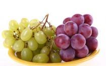 各种葡萄的独特功效