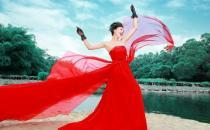 婚纱的颜色代表着不同的意义