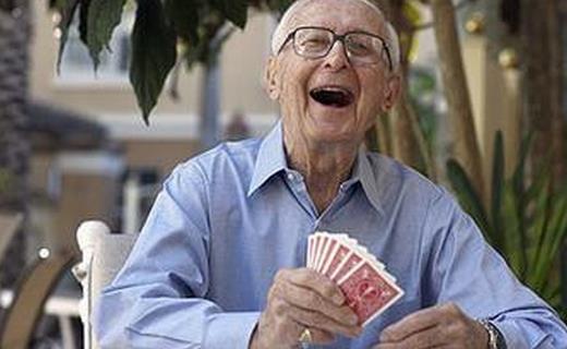 老人打牌消遣 时间不可超三小时-360常识网