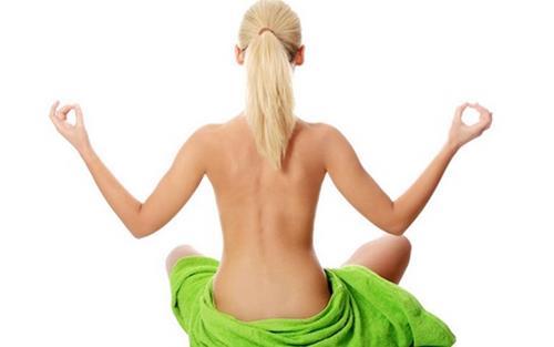 减肥瑜伽 塑造动人曲线