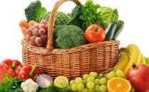蔬菜富含维他C 水果也能把肤美