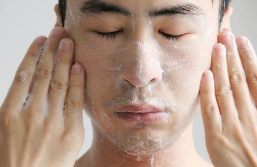 男人正确护肤的方法