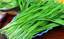 开春吃韭菜好处多 但不宜生食