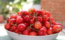 樱桃食用正当季 教你如何选樱桃