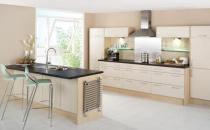 这样收纳物品能增加厨房的空间哦!