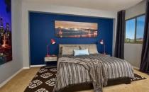清爽的卧室空间收纳方案