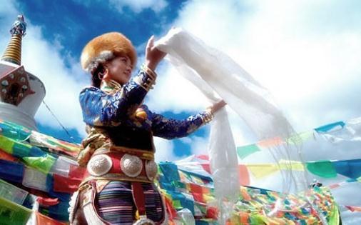 藏族的民族风俗习惯