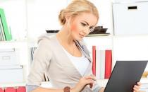 长期面对电脑的OL女性护肤技巧