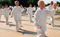老年人春季体育锻炼要注意三点