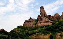 江西龟峰 魅力无穷的旅游胜地