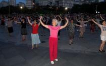 中老年健身舞16步很有用