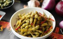 毛豆的禁忌人群及食疗作用
