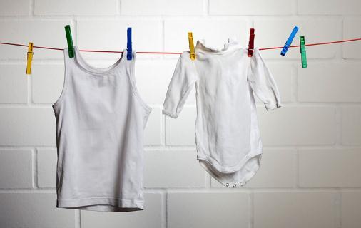 最有效清洗衣服的方法