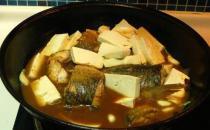 做一道营养美味豆腐梭鱼汤