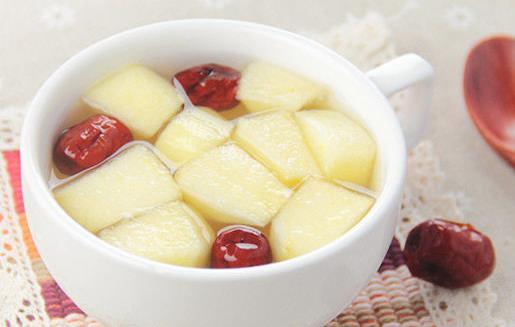 煮着吃苹果的好处与做法