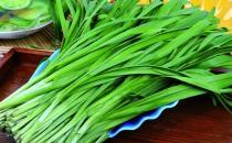春季韭菜对男人有7大功效