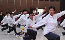 柔力球活动对老人有什么好处