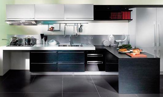 如何给厨房进行巧妙的清洁呢?