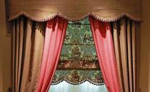 中式窗帘如何搭配?中式窗帘清洁方法