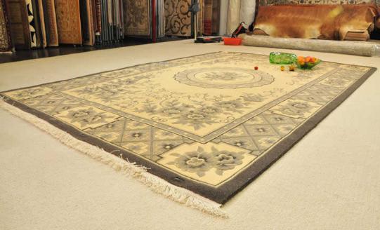 羊毛地毯的清洗方法和简介