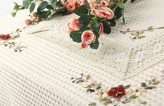 桌布的保养与清洁方法