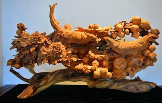 木雕的搭配技巧和保养方法