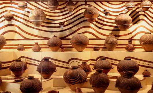 彩陶的制作方法