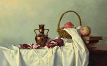 油画的选购知识和清洁方法