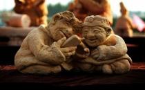 泥塑的文化价值和制作方法