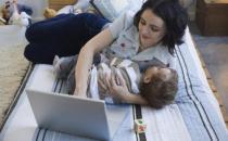 家庭主妇?有工作的妈妈的孩子更健康!
