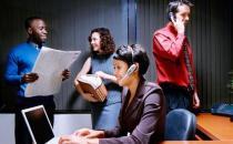 盘点女性在职场的心理误区