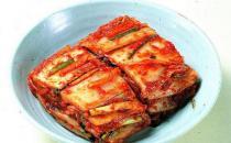 韩国泡菜的制作方法步骤