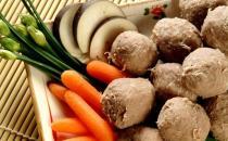 美味肉丸子的几种做法