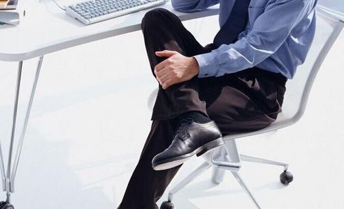 男性5大行為會影響腿部健康