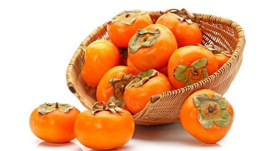 柿子功效_柿子的功效与作用及副作用千万不要和这些食