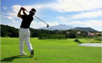 """高尔夫让男人更有""""性""""趣"""