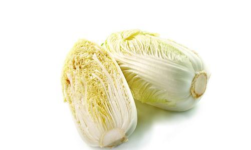 吃对大白菜帮你预防疾病
