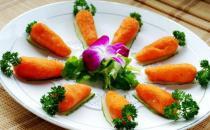 胡萝卜的保健吃法:整根煮营养才好