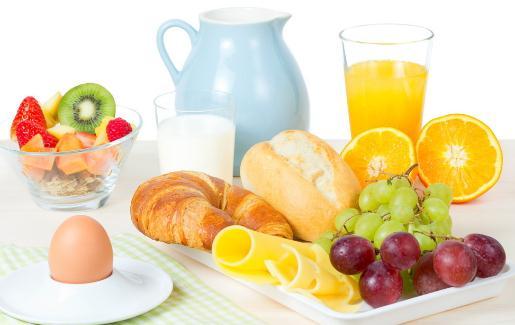 最简单最营养的早餐_简单营养早餐蔬菜粥鸡蛋饼的做法图解4
