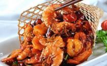 在家也能吃到美味的虾肉哦!