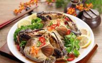 秋季吃蟹的注意事项