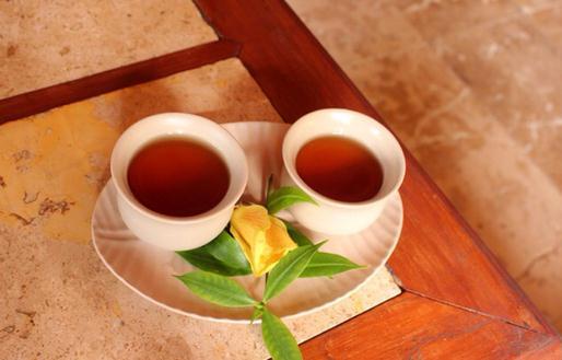 喝姜茶的好处:姜茶促进消化