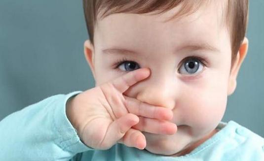 偏方帮你治疗宝宝鼻塞