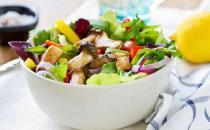 肥胖者必学的减肥沙拉食谱