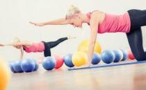 教你如何利用瑜伽球来减肥