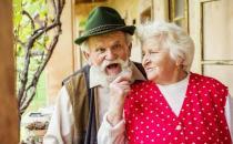 穴位按摩帮你预防老年痴呆