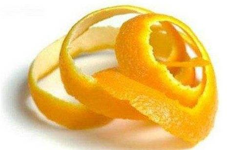 橘皮的妙用不可忽视