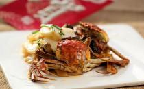 吃螃蟹的好处与注意事项