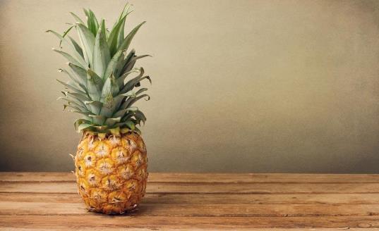 【食材】如何挑选出好吃的菠萝